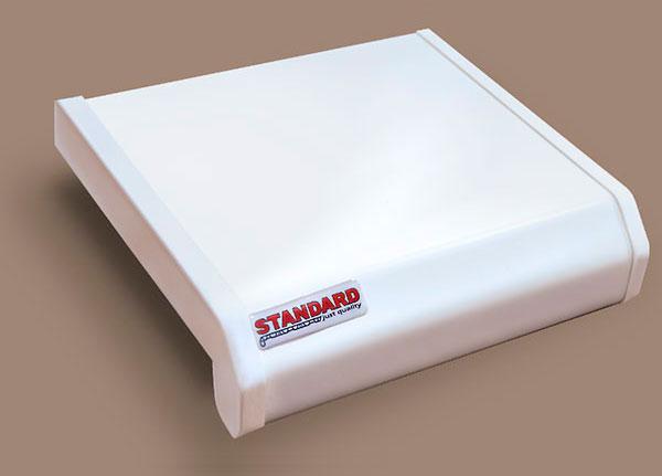 Standard white – Белый матовый стандарт